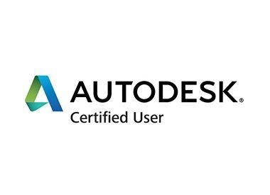 AutoDesk Certified User (ACU)