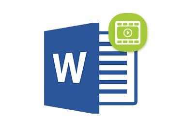 Klik & Weet Microsoft Office Word Video's