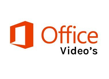 Microsoft Office Video's