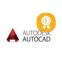 AutoDesk AutoDesk AutoCAD Proefexamen