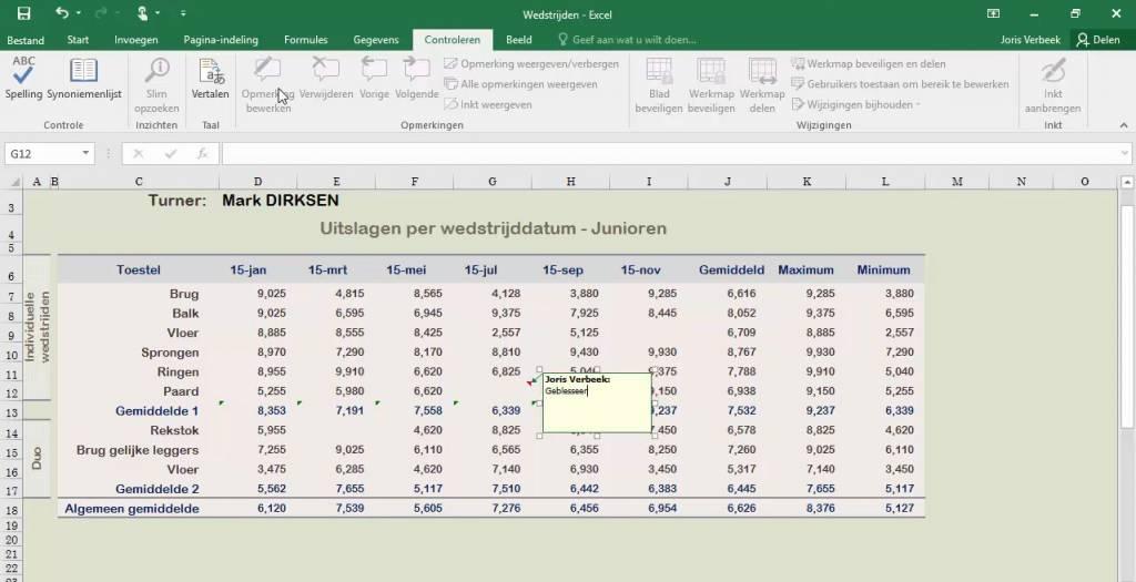 Microsoft  Microsoft Office Excel Cursus