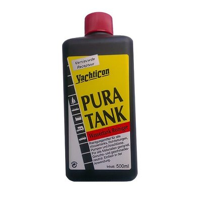 Yachticon Pura tank Watertankreiniger