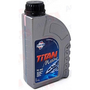 Titan Marine Tweetakt olie