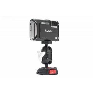 ROKK Mini 1/4'' Draad Camera-houder compleet