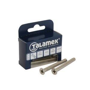 Talamex RVS Bout (Platkop Verz.) Philipskruiskop