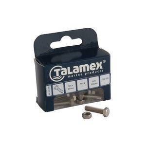 Talamex RVS Bout Zeskant