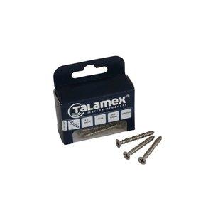 Talamex RVS Plaatschroef Philipskruiskop