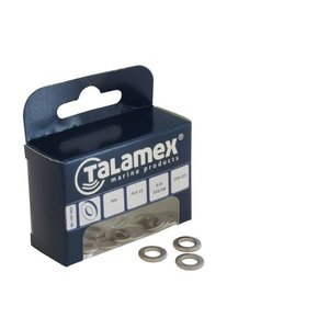 Talamex RVS Sluitring