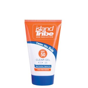 Island Tribe SPF 50 CLEAR GEL