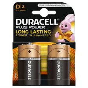 Batterijen maat D