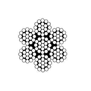 Talamex Staaldraad 4 mm RVS