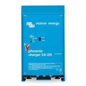 Victron Phoenix Lader