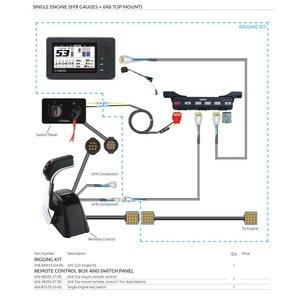 Yamaha DBW Remote Control