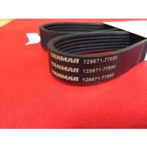 Yanmar V-snaar Dynamo 129671-77680
