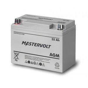 Mastervolt AGM Accu 12V/55Ah