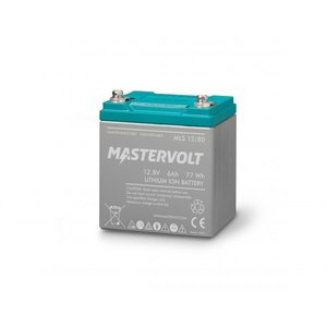 Mastervolt MLS 12V/80 6Ah