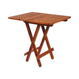 Klaptafel hout