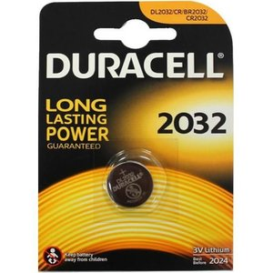 Duracell Batterij DL knoopcel