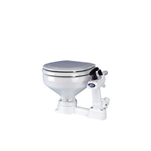 Jabsco handtoilet regular, grote pot