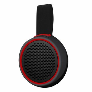 Braven 105 Waterproof Bluetooth Speaker - Rood/Grijs