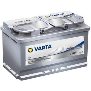 Varta Professional AGM Dual Purpose