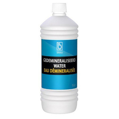 Bleko Gedestileerd (Demi) water