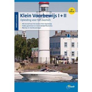 ANWB Cursusboek Klein Vaarbewijs 1 en 2