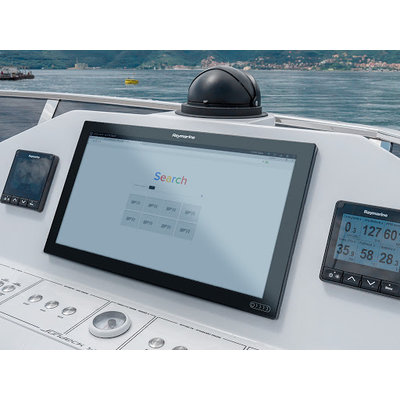 Raymarine Axiom XL