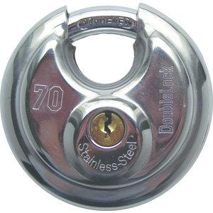 DoubleLock Discus Lock 70MM