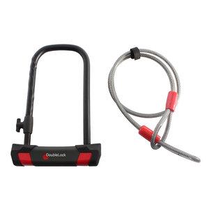 DoubleLock U-Lock 230/14 Cable Art