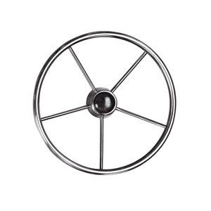 Ultraflex Rvs stuurwiel 345mm