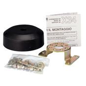 Ultraflex Montageplaat