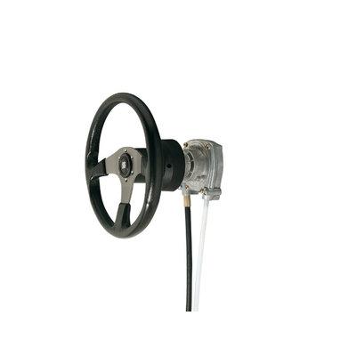 Ultraflex T73NRFC stuurkop zwart 1 kabel
