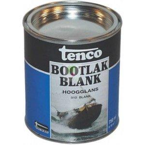 Tenco Tenco Bootlak blank
