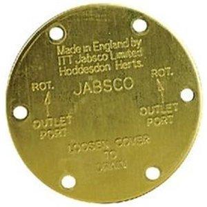 Jabsco Brass End Cover Kit 010