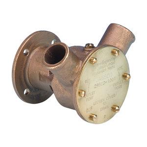 Jabsco Koelwaterpomp 28MM Slang Motor Flensaansluiting