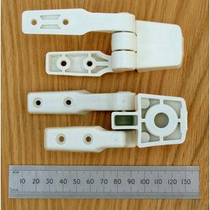 Jabsco Scharnierenset compact 29098-1000