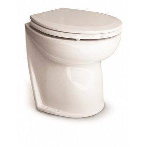 Jabsco De luxe 17'' elektrisch toilet schuin met solenoid