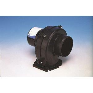 Jabsco Ventilator 12V 3 kuub/min 75MM flensmontage 35115-0020