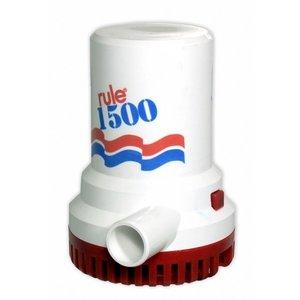 Rule 1500 Heavy Duty Bilgepomp 5678 L/U