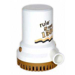 Rule 2000 Gold Heavy Duty bilgepomp 5678 L/U