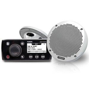 Fusion MS-RA55KTS Kit incl. MS-RA55 / MS-EL602 Speakerset