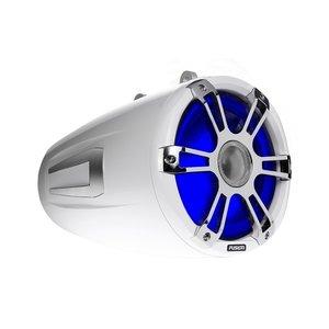 Fusion V2 SG-FT88SPC 8.8'' Tower Speaker Signature Sport Chrome White