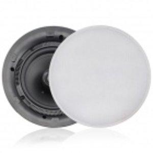 Fusion CL602 6.5'' Super Flush Ceiling Speakers Paar Wit