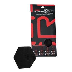 Harken Grip Tape paneel 15 x 15 cm zwart
