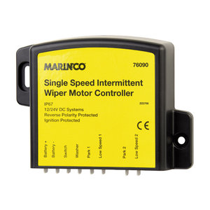 Marinco Intermittent Wiper Motor Controller