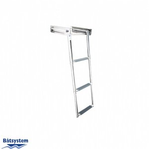 Båtsystem Telescopische ladder 3 treden 880MM