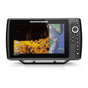 Humminbird Helix 9 Chirp Mega DI+ GPS G4N
