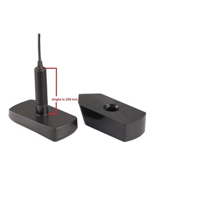 Humminbird Plastic Thru-Hull Transducer XPTH 9 HDSI 180 T No Mega