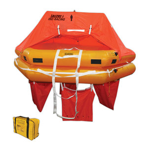 Lalizas Reddingsvlot 6 pers. ISO 9650-1 Offshore Race (lichtgewicht)